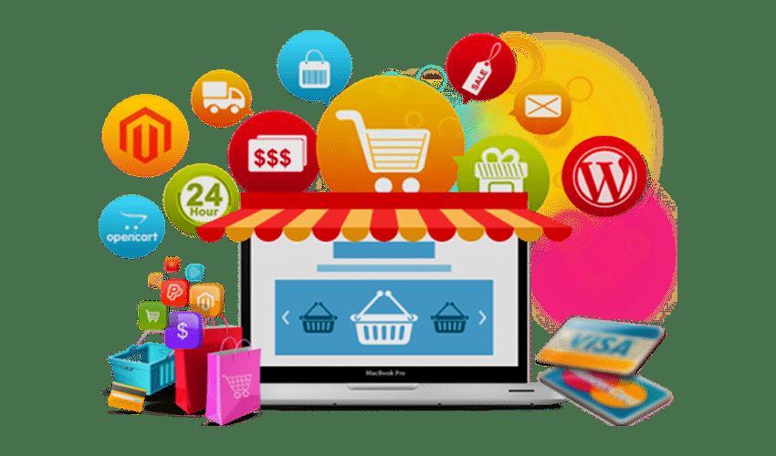E Commerce webinfratech